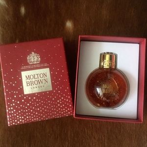 NIB Ltd Edition MOLTON BROWN Mesmerizing Oudh Gold